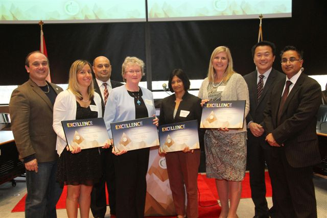 TDSB Excellence Award To Norman Bethune Collegiate Institute's Mindfulness Project